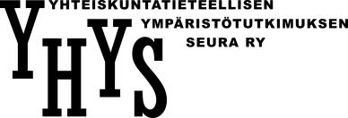YHYS ry. Logo.