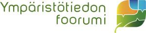 Ympäristötiedon foorumi. Logo.